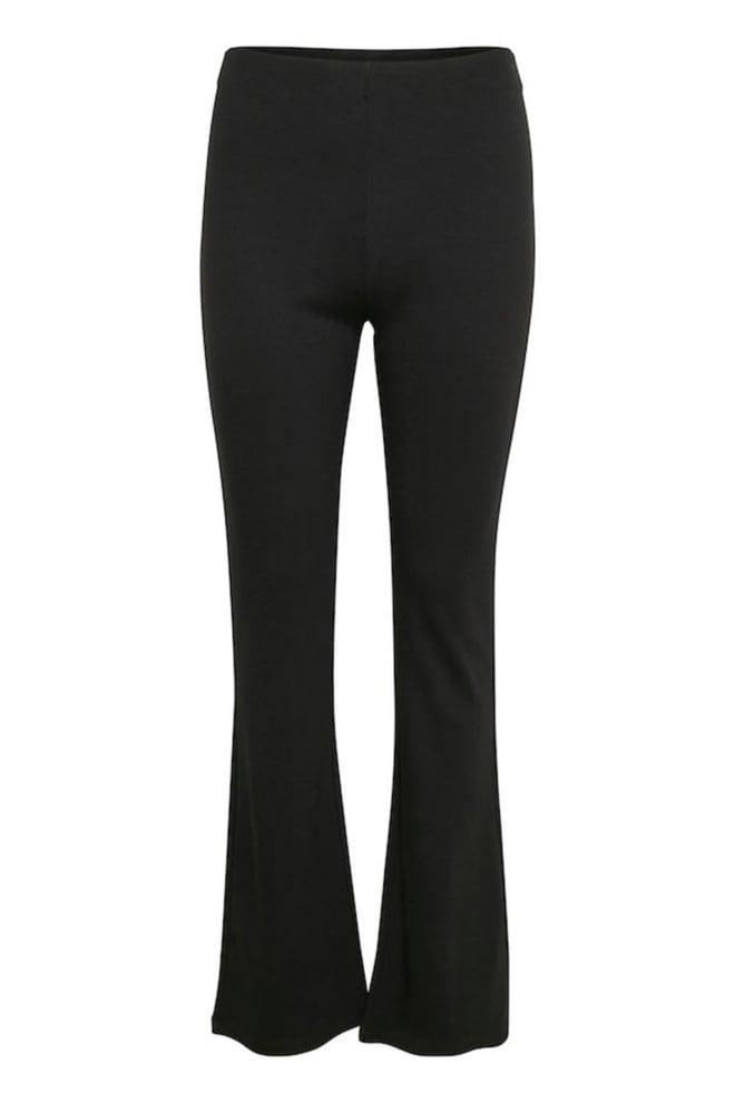 Saint tropez flared broek zwart - Saint Tropez