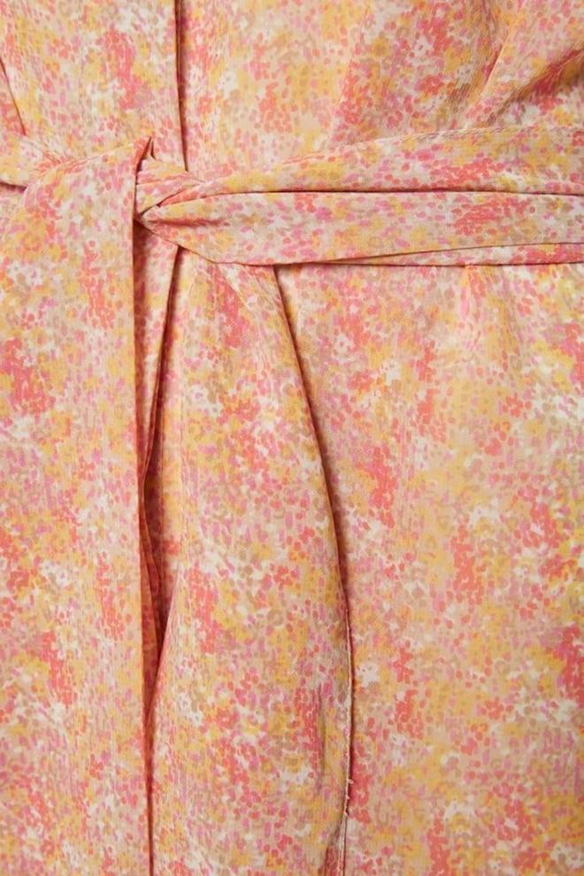 Saint tropez dea blousejurk roze - Saint Tropez