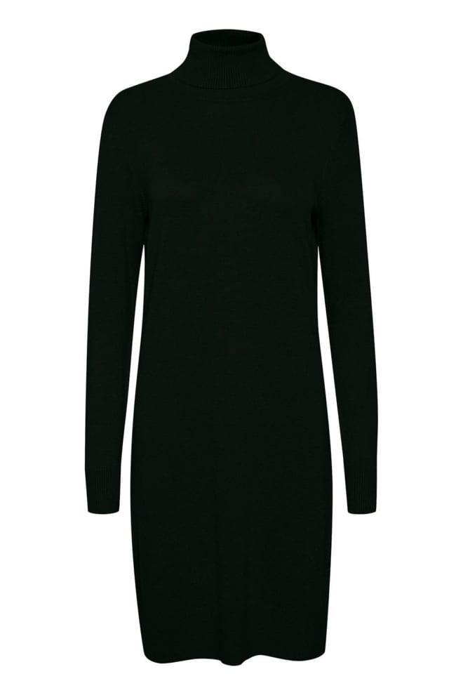 Saint tropez forest jurk zwart - Saint Tropez