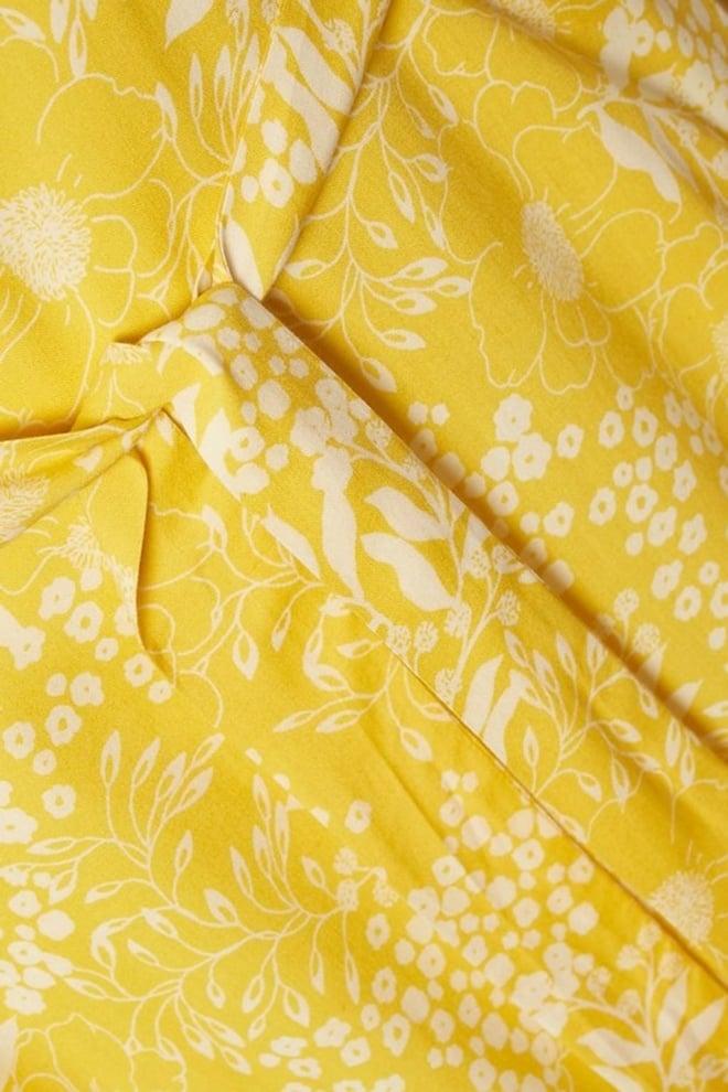 Saint tropez louisa jurk geel - Saint Tropez
