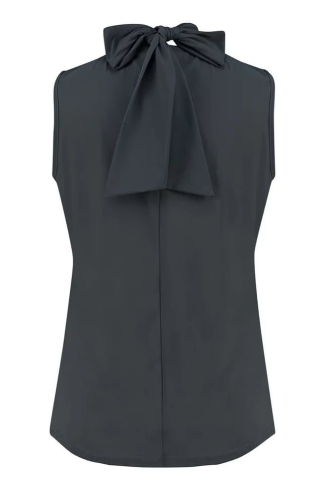 Studio anneloes iris sl blouse donkergrijs - Studio Anneloes