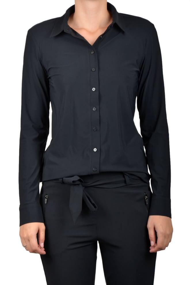Studio anneloes poppy blouse black - Studio Anneloes