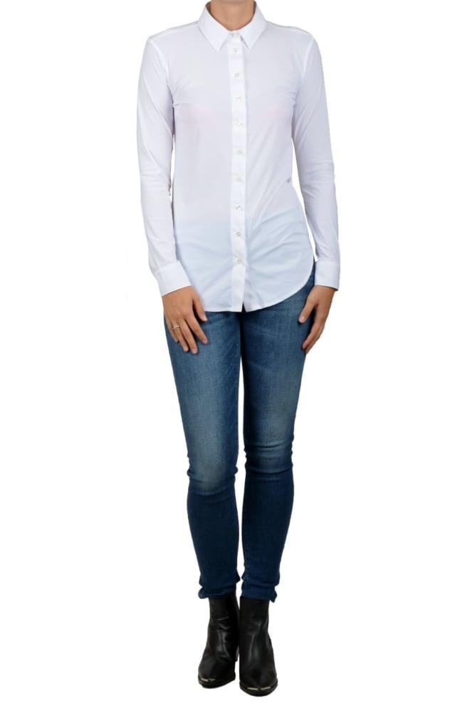 Studio anneloes poppy blouse white - Studio Anneloes