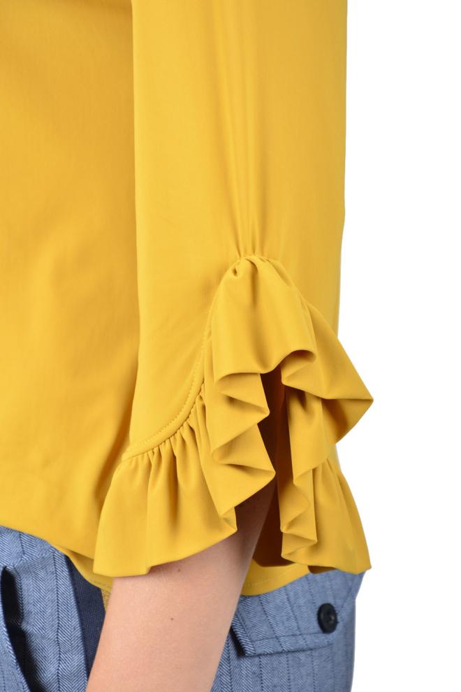 Studio anneloes rita top harvest gold yellow - Studio Anneloes