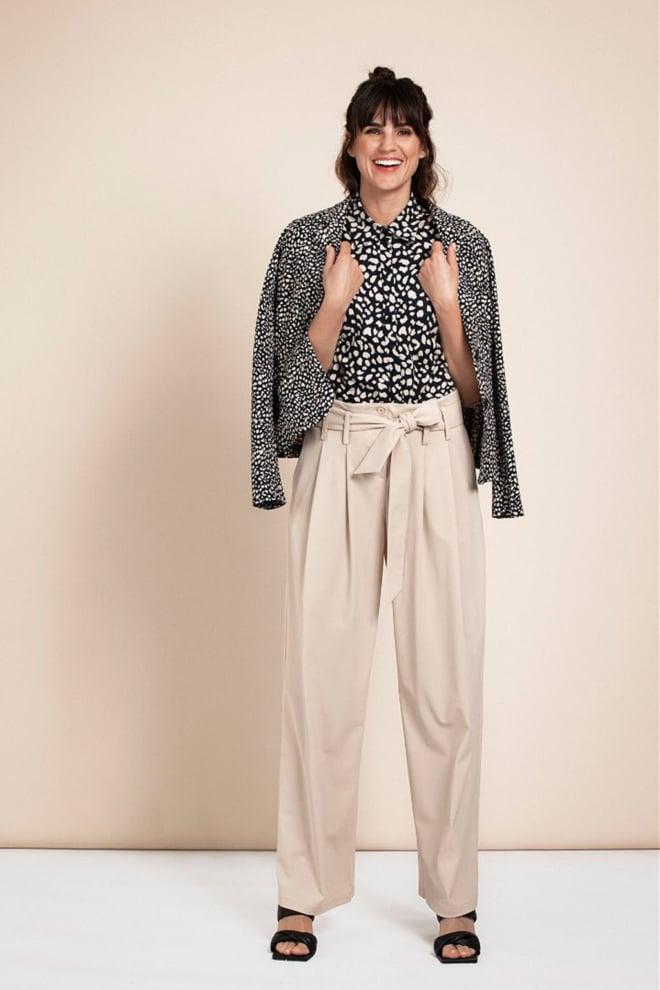 Studio anneloes sadie trousers - Studio Anneloes