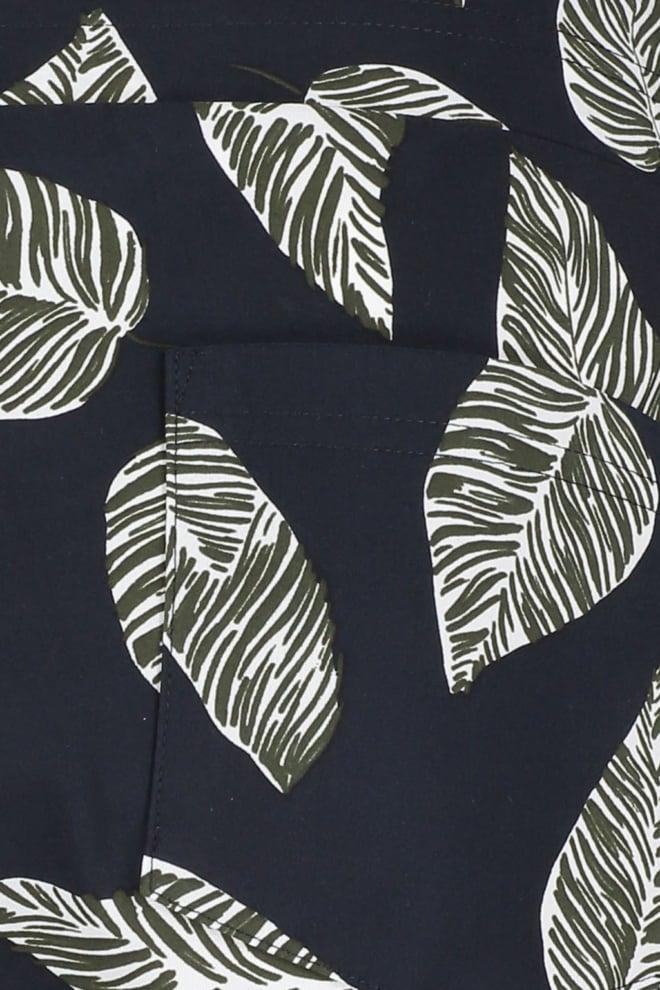 Studio anneloes small leaf bermuda blue - Studio Anneloes