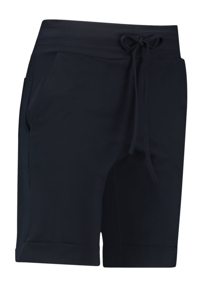 Studio anneloes bermuda trouser donkerblauw - Studio Anneloes