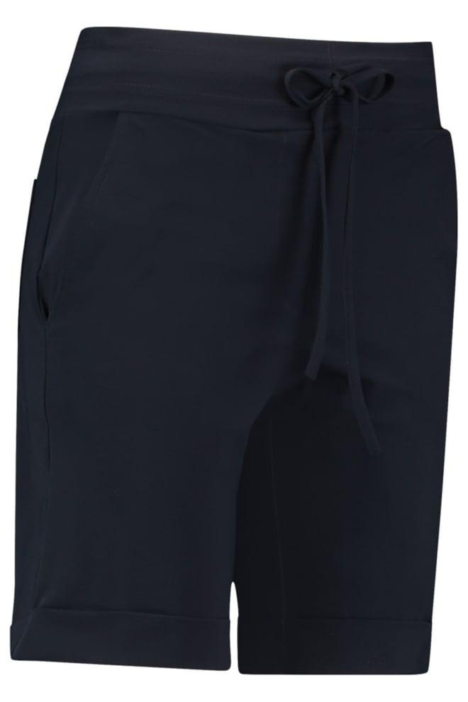 Studio anneloes bermuda trouser dark blue - Studio Anneloes