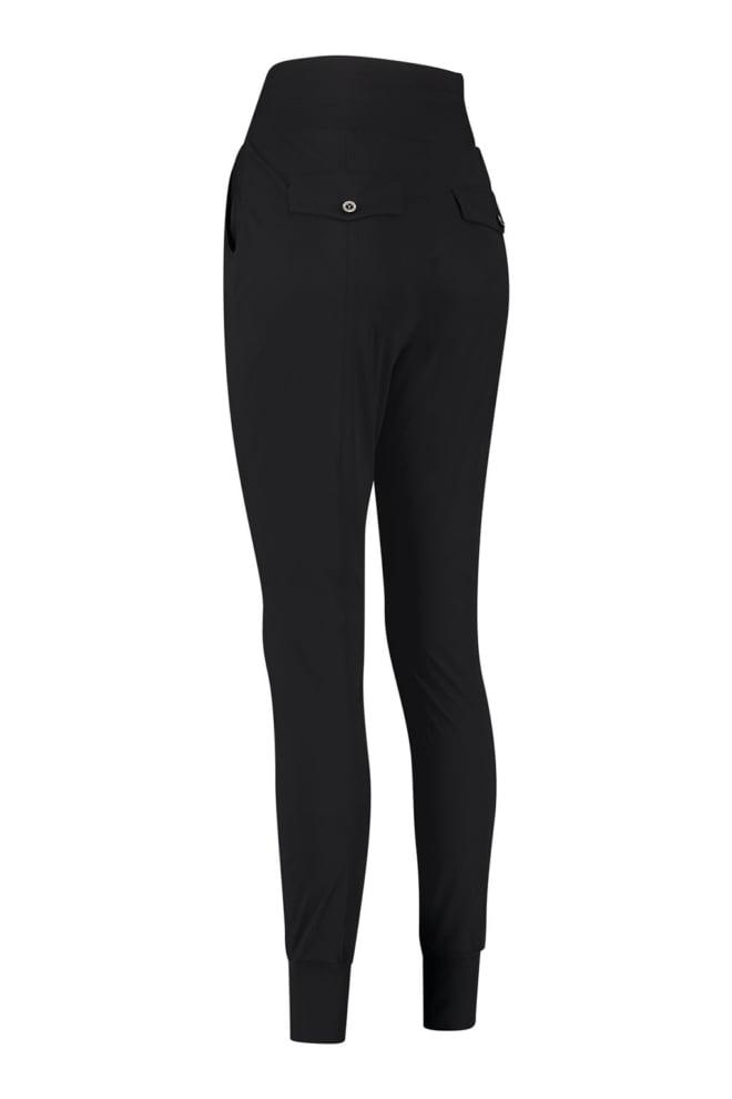 Studio anneloes franka 3.0 trousers black - Studio Anneloes