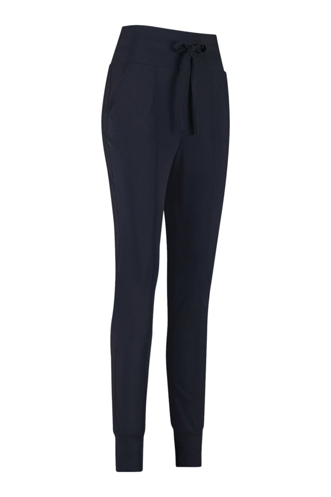 Studio anneloes franka 3.0 trousers dark blue - Studio Anneloes