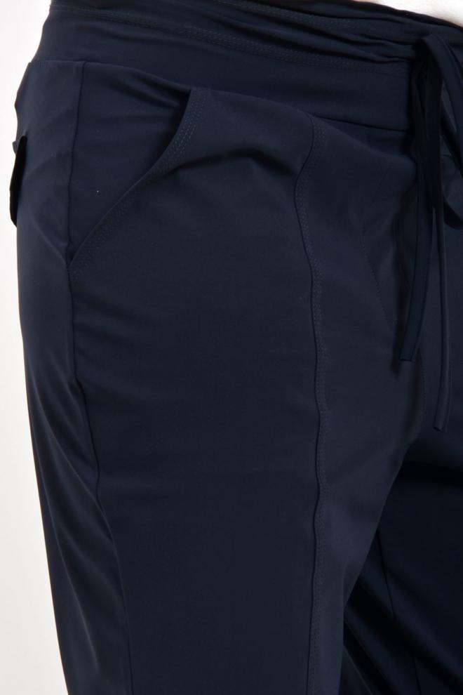 Studio anneloes franka trouser donkerblauw - Studio Anneloes