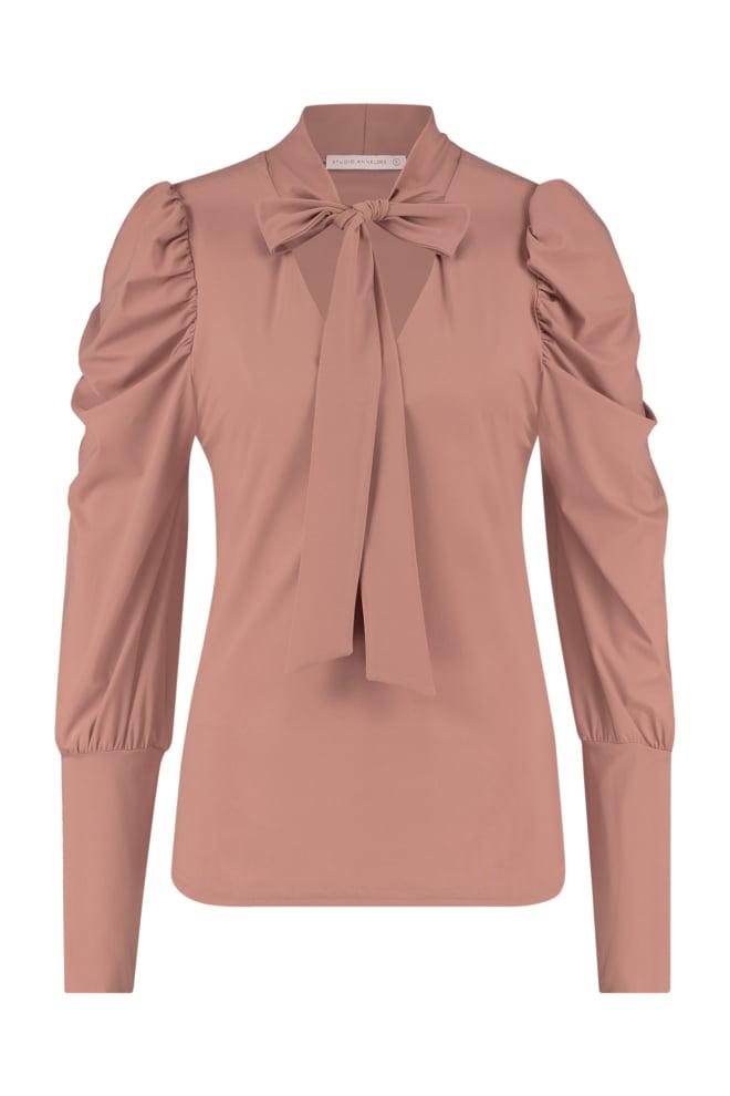 Studio anneloes lina blouse roze - Studio Anneloes