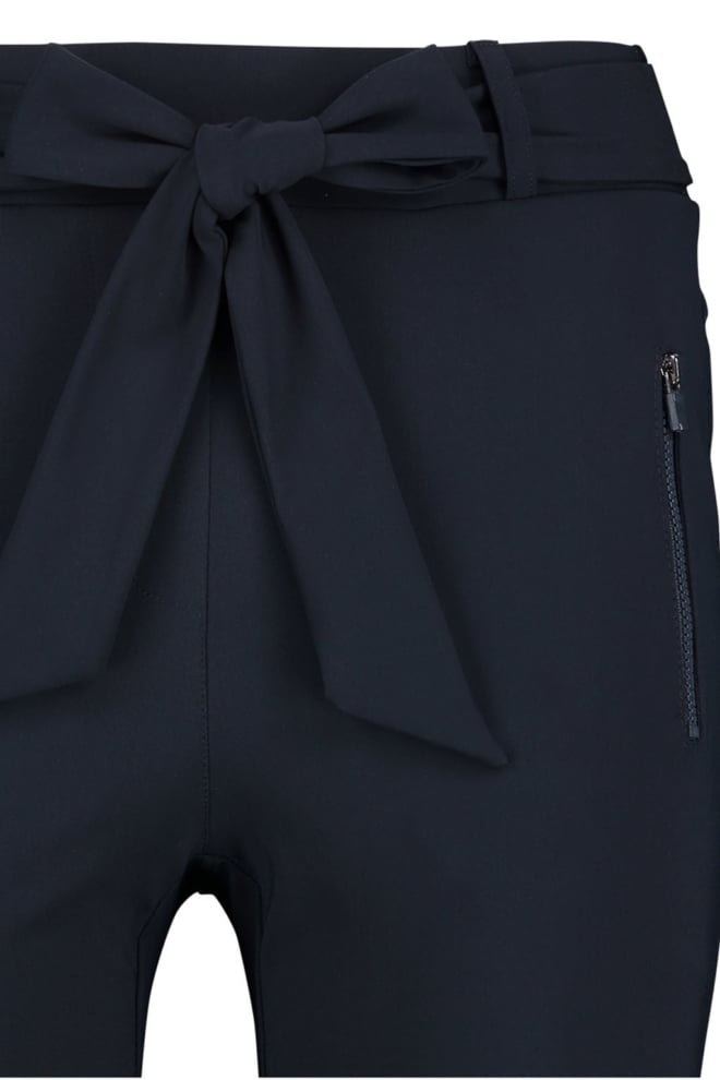 Studio anneloes margot trouser donkerblauw - Studio Anneloes