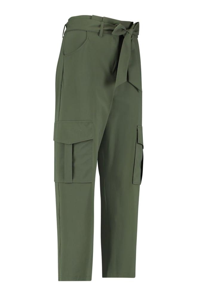 Studio anneloes mijs trousers groen - Studio Anneloes