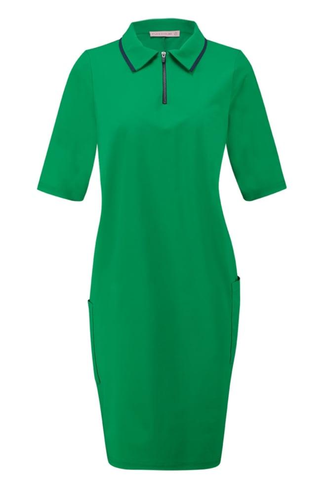 Studio anneloes polo jurk groen - Studio Anneloes