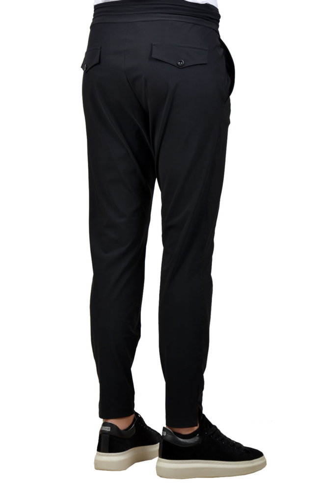 Studio anneloes upstairs trouser black - Studio Anneloes