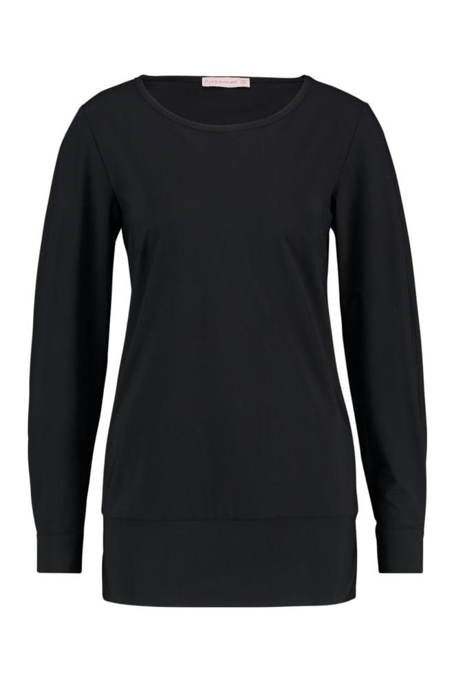 Studio anneloes vicky shirt zwart - Studio Anneloes