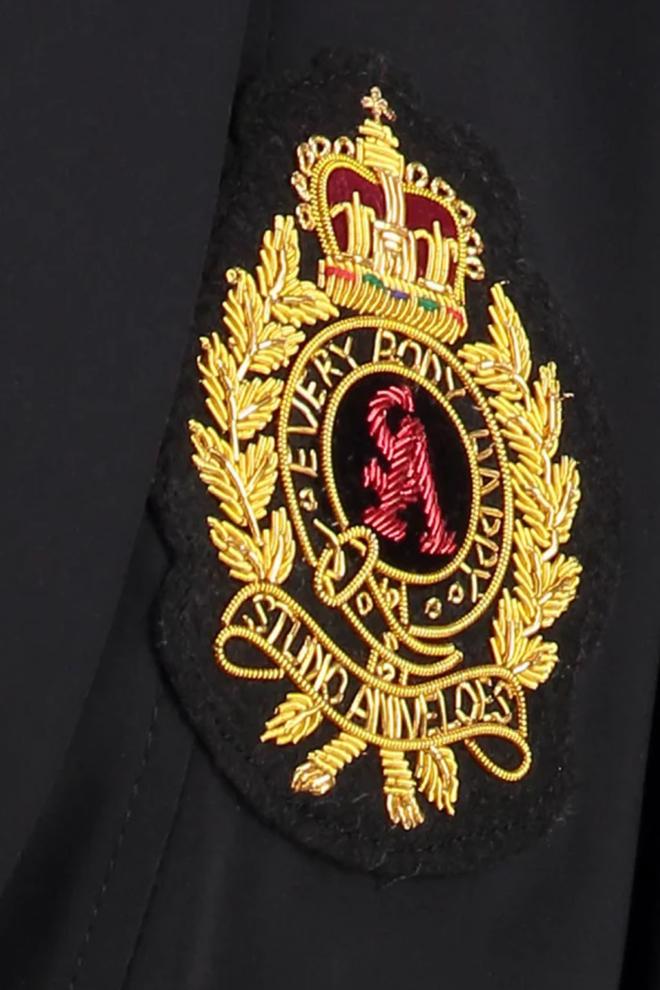 Studio anneloes belissa badge blazer zwart - Studio Anneloes