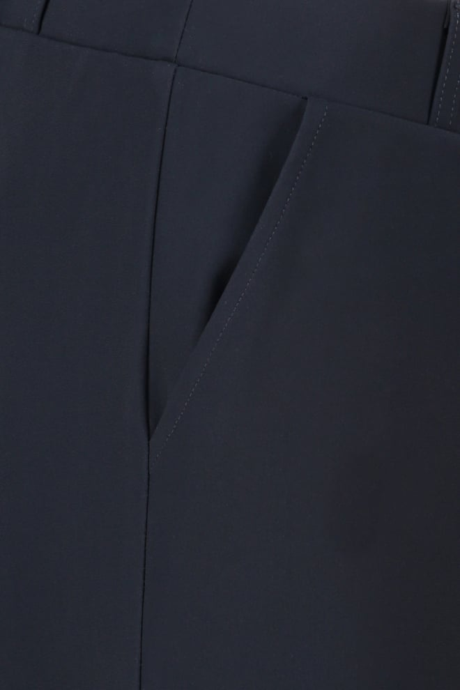 Studio anneloes flo bonded trousers blauw - Studio Anneloes