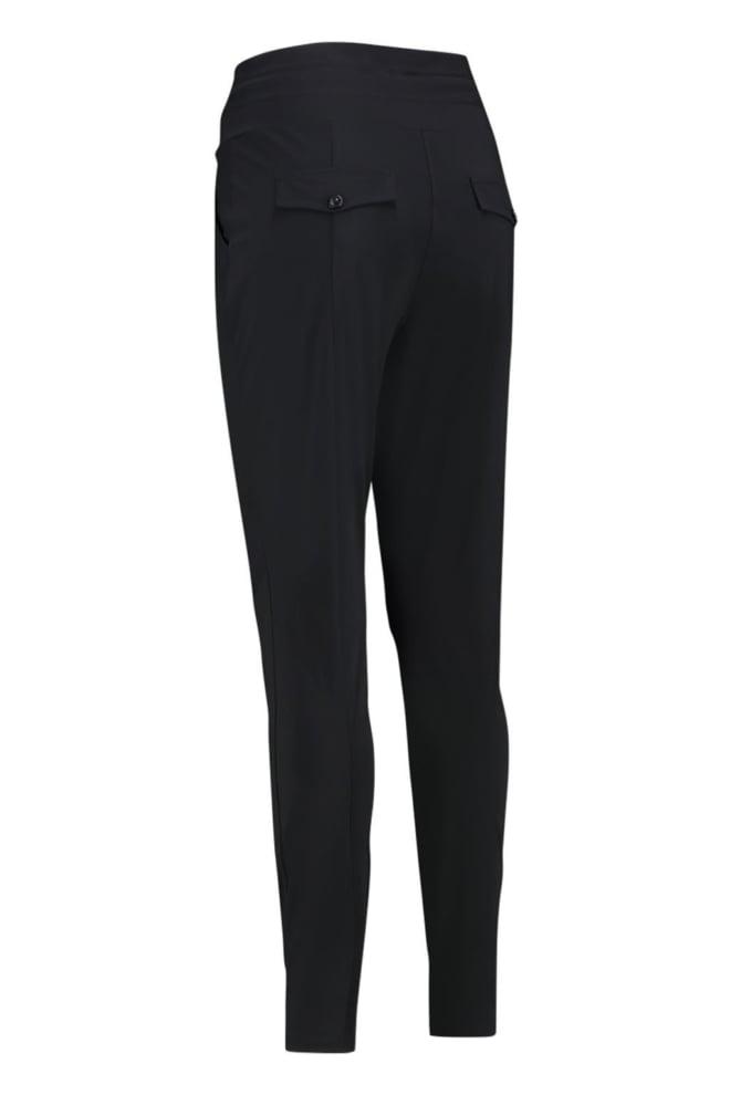 Studio anneloes new franka trouser zwart - Studio Anneloes