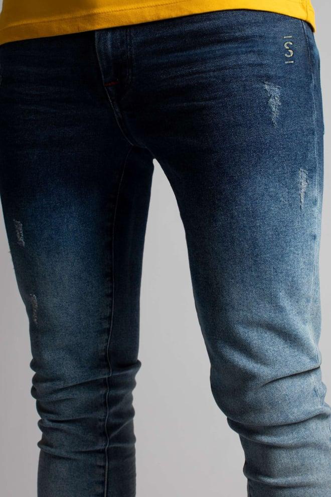 Sustain skinny jeans mid blue - Sustain