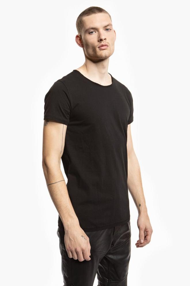 Tigha akir t-shirt zwart - Tigha