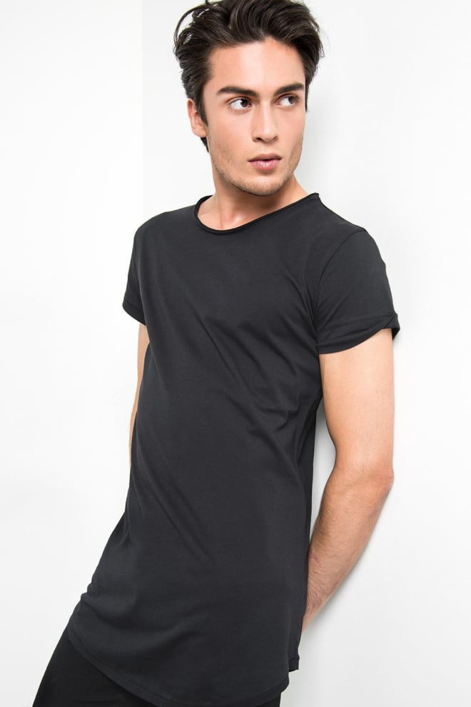 Tigha miro 2 t-shirt zwart - Tigha