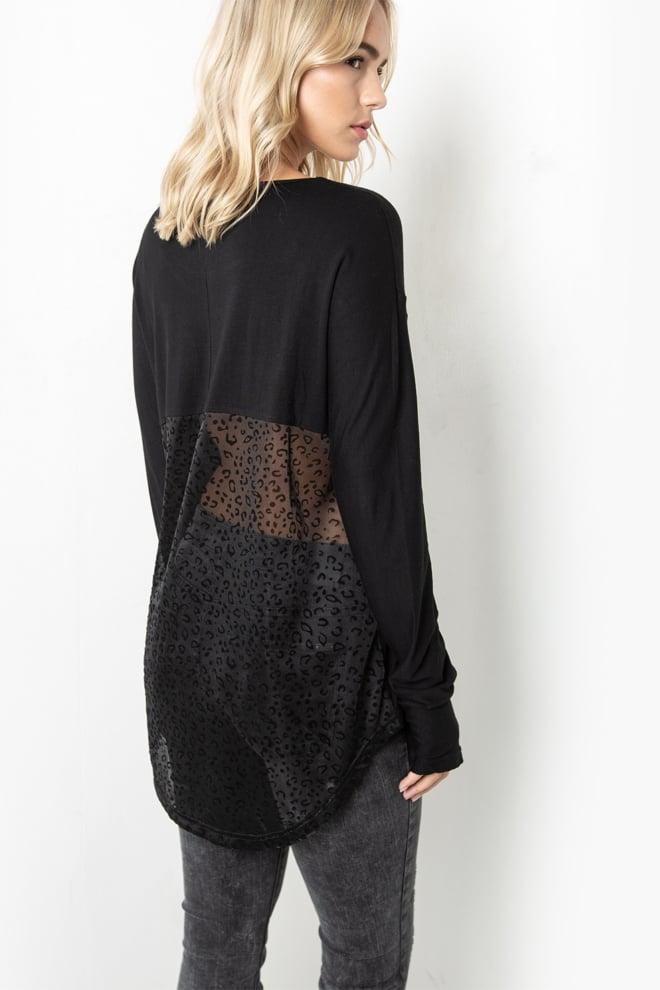 Tigha manju shirt zwart - Tigha