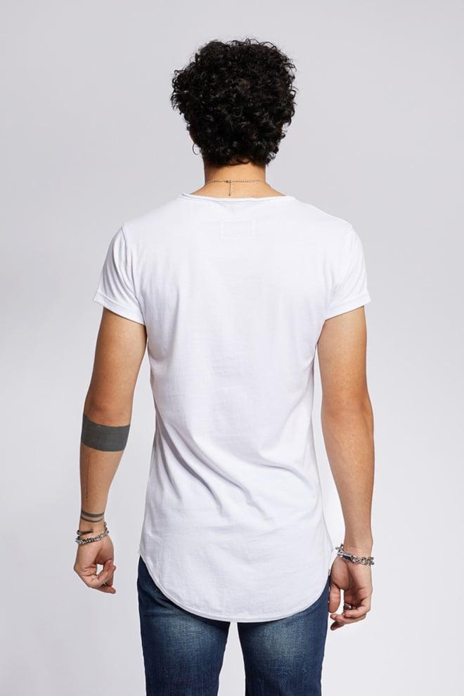 Tigha milo t-shirt white - Tigha