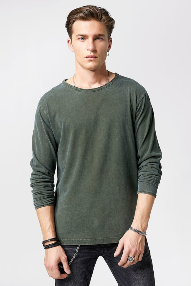 Tigha jonah t-shirt groen - Tigha