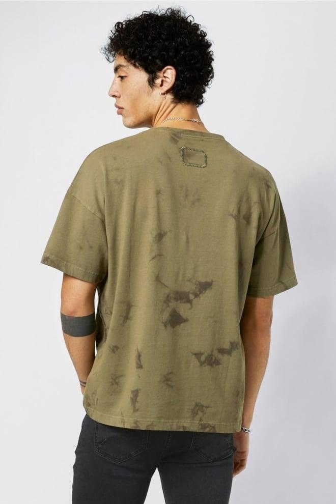Tigha t-shirt tie dye - Tigha