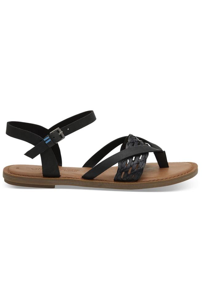 Toms lexie sandalen zwart - Toms