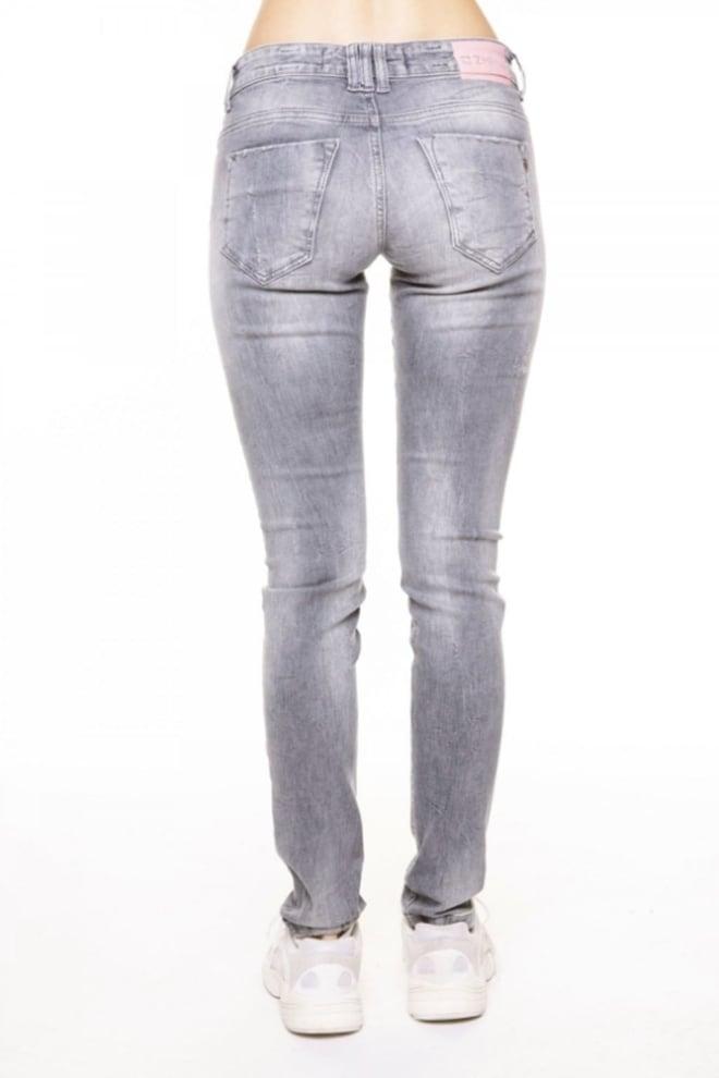 Zhrill mia dames jeans grijs - Zhrill