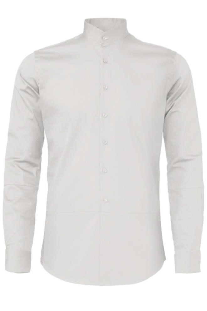 Zumo l/s willes overhemd wit - Zumo International