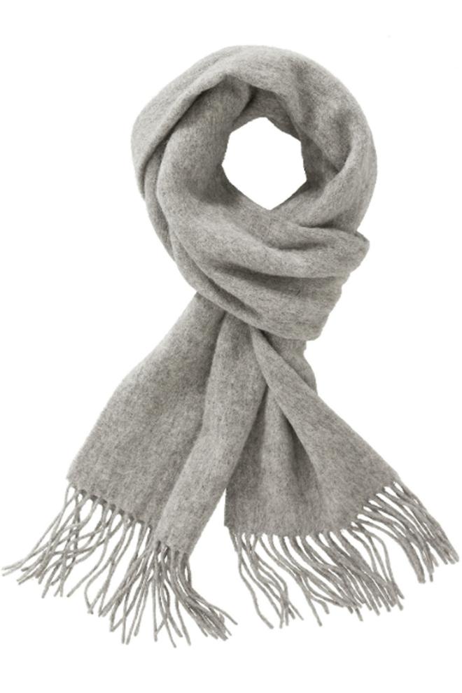 Zumo international ks jens sjaal grijs - Zumo International