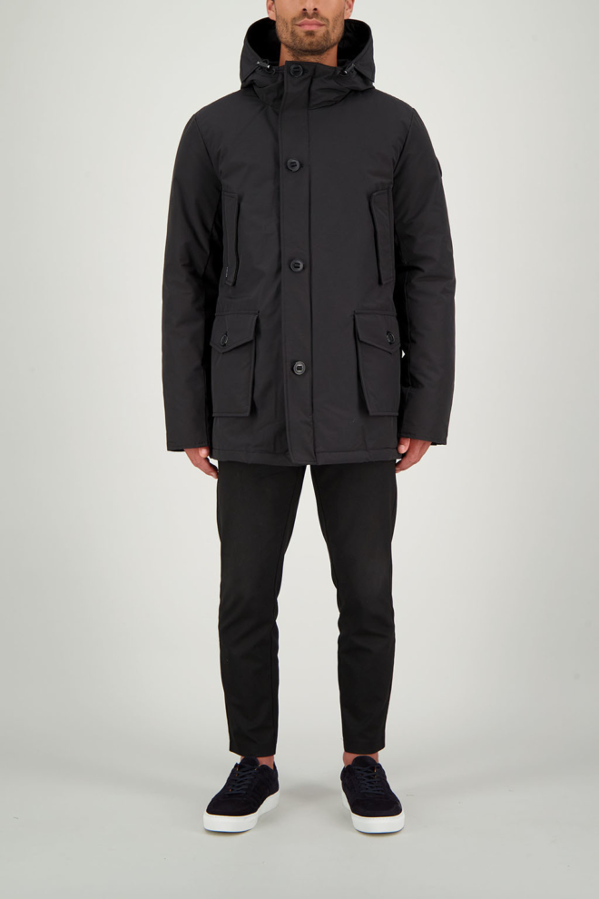 Airforce classic parka ice true black - Airforce