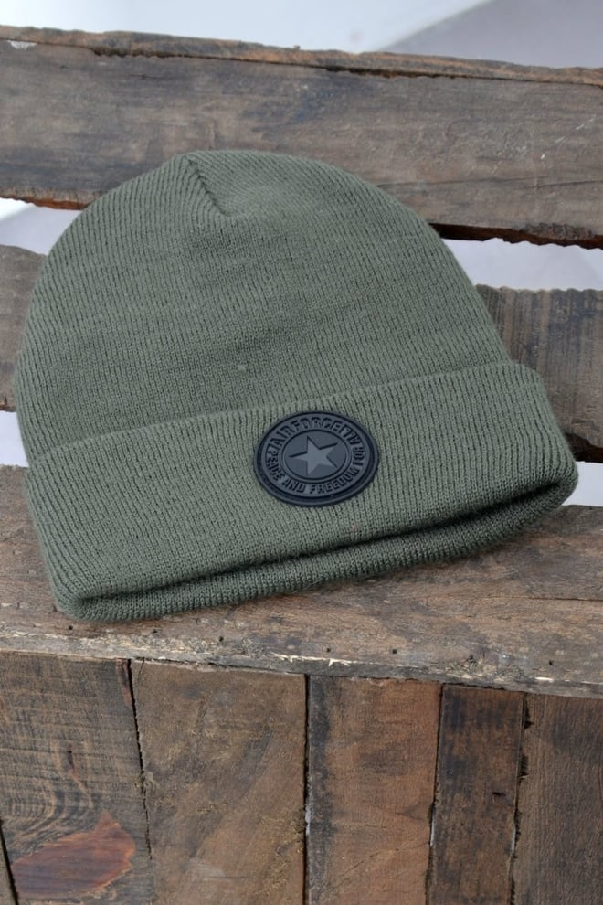 Airforce bonnet w19 rosin green - Airforce