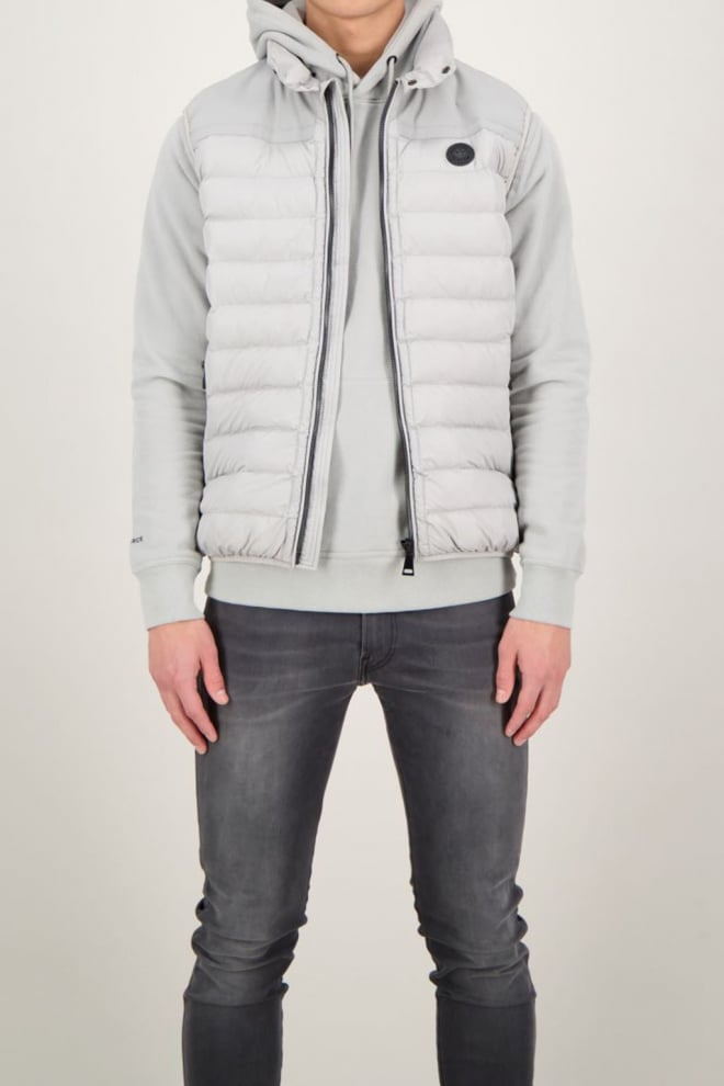 Airforce padded bodywarmer grijs - Airforce