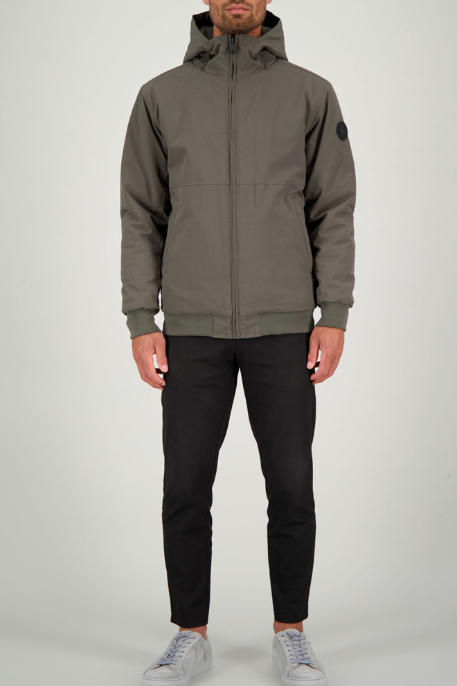 Airforce padded bomber olive night - Airforce