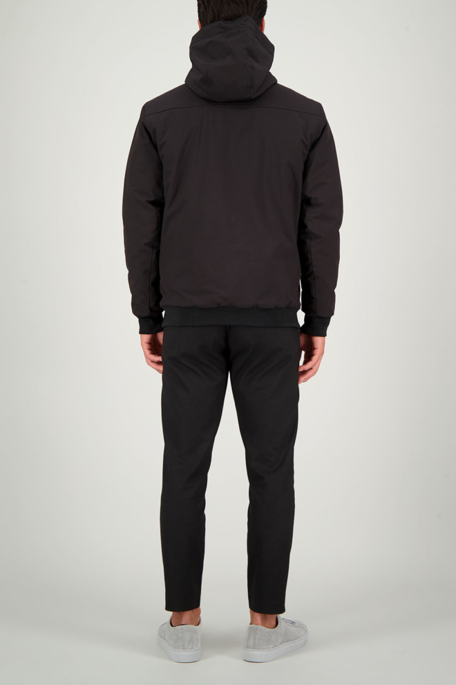 Airforce padded bomber true black - Airforce