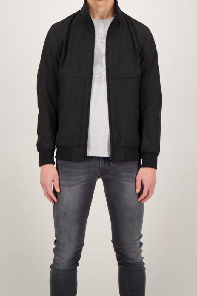 Airforce softshell jacket zwart - Airforce