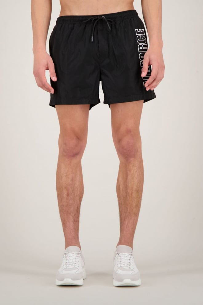 Airforce outline airforce swimshort true black - Airforce