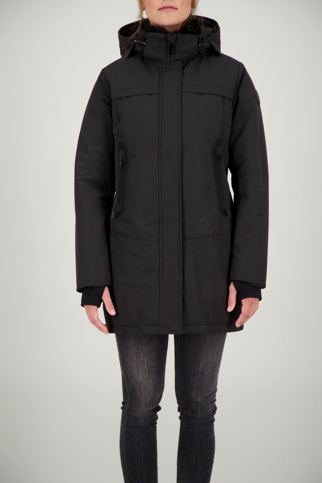 Airforce tailor made parka true black - Airforce