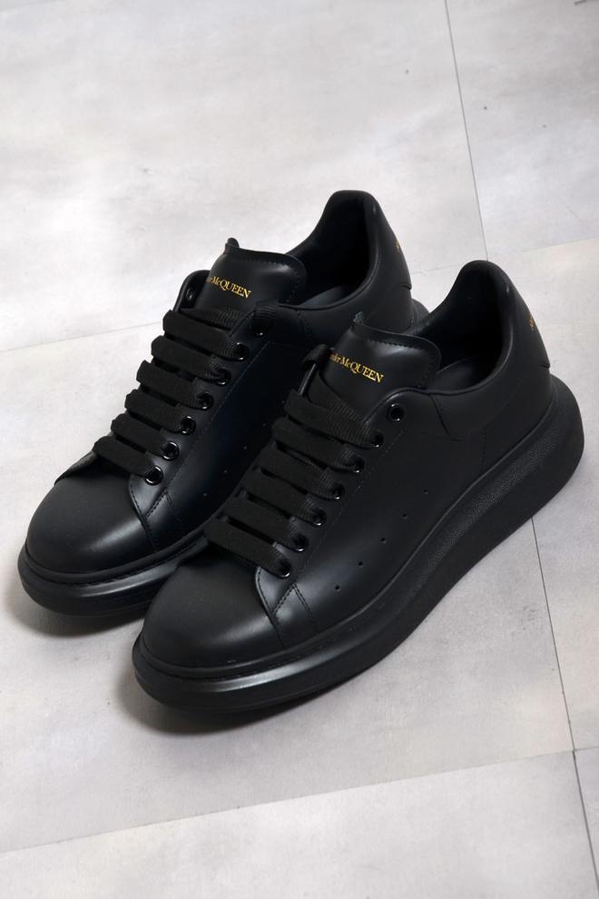 Alexander mcqueen oversized sneakers black - Alexander Mcqueen