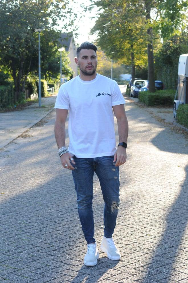 Alexander mcqueen t-shirt wit - Alexander Mcqueen