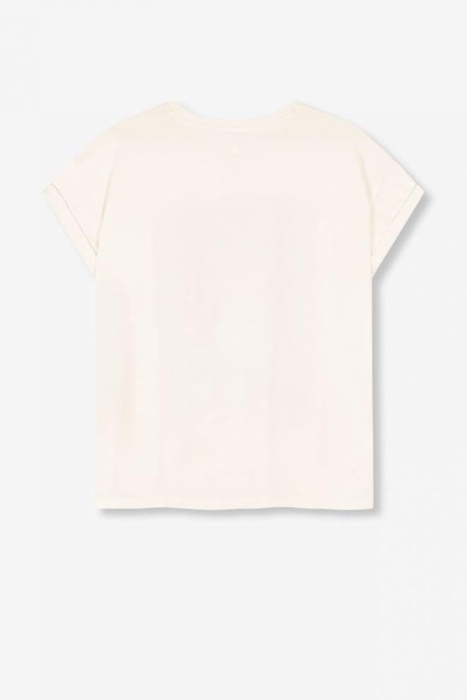 Alix the label movie t-shirt white - Alix The Label