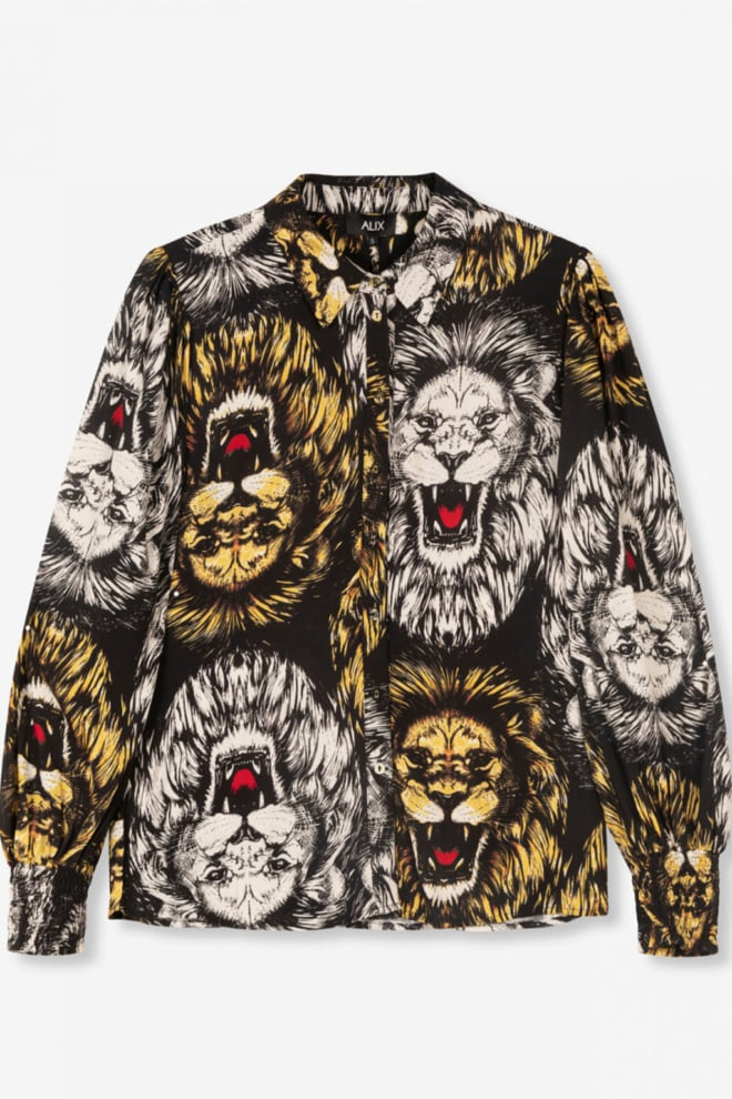 Alix the label lion blouse - Alix The Label