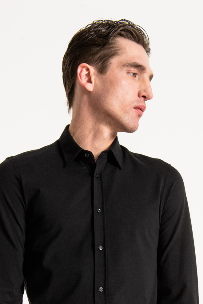 Antony morato overhemd zwart - Antony Morato