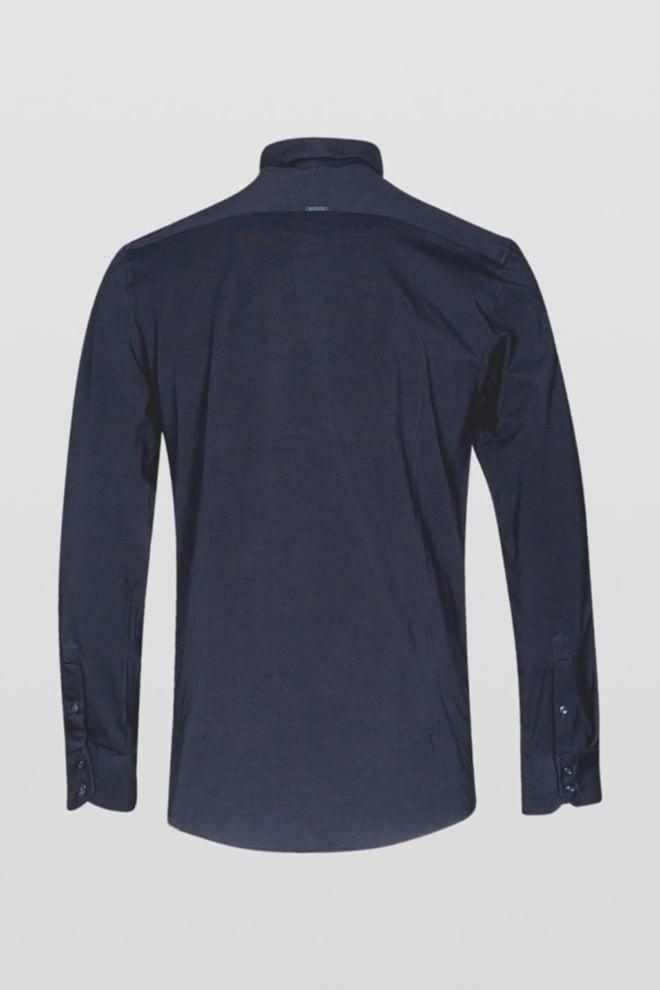 Antony morato slim fit overhemd blauw - Antony Morato