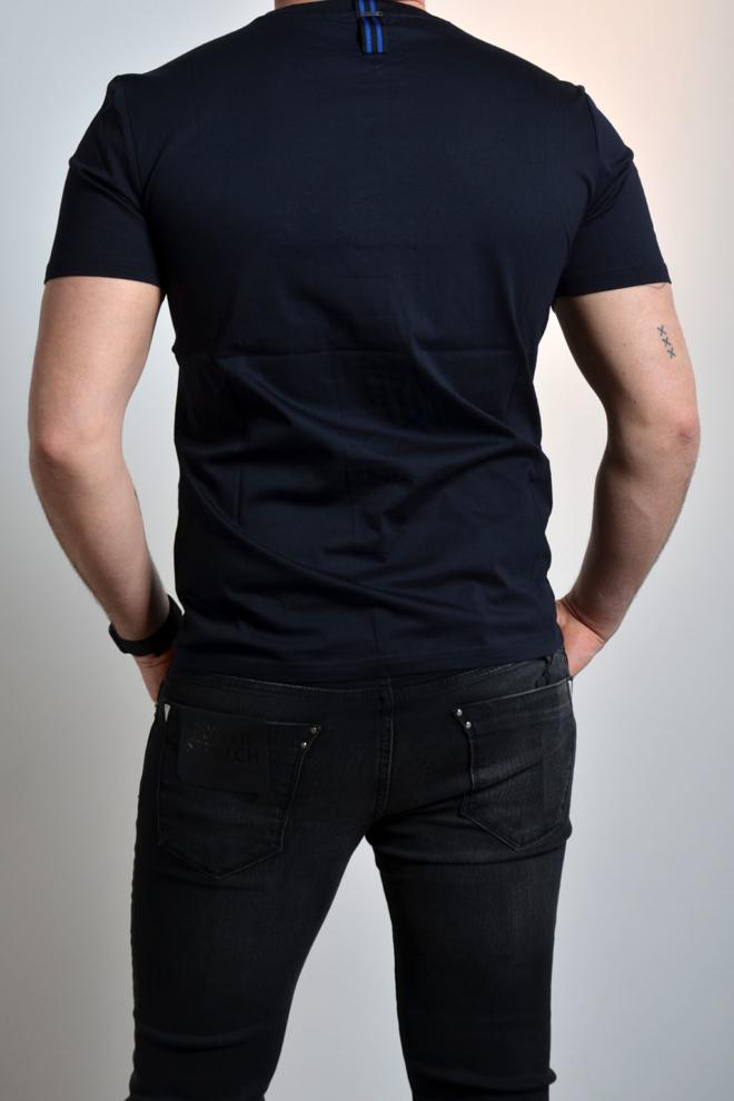 Antony morato t-shirt blauw - Antony Morato